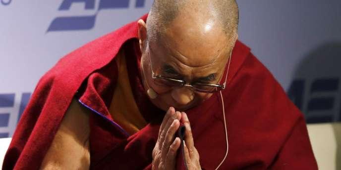 Obama a reçu le chef spirituel tibétain en exil pour la dernière fois à la Maison Blanche en 2011, une rencontre qui avait provoqué la colère de Pékin.