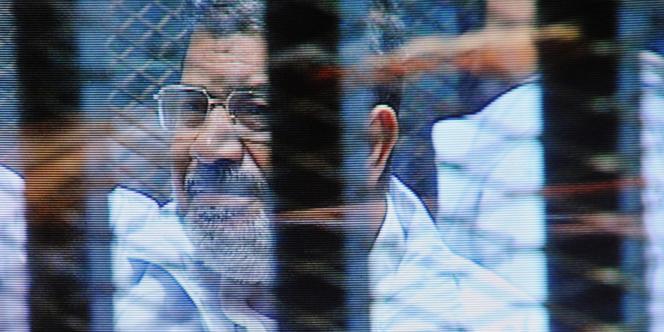 Mohammed Morsi le 16 février.