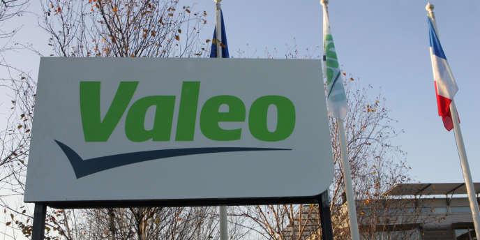 L'équipementier  Valeo a annoncé, vendredi 21 février, un chiffre d'affaires qui a progressé de 9 % avec une marge opérationnelle en hausse de 10 % pour 2013.