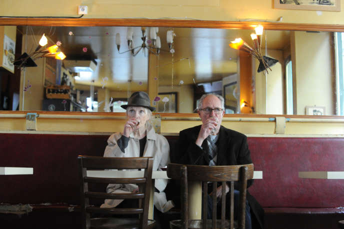 Lindsay Duncan et Jim Broadbent dans le film britannique de Roger Michell,