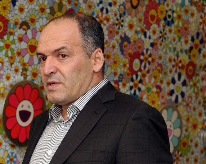 Viktor Pintchouk, en 2010.