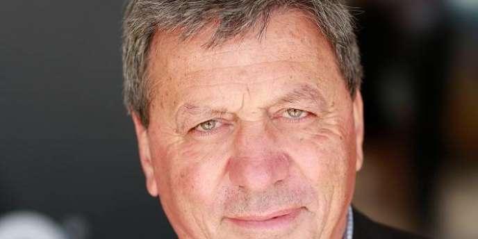 Pascal Rogard, directeur de la Société des auteurs et compositeurs dramatiques.