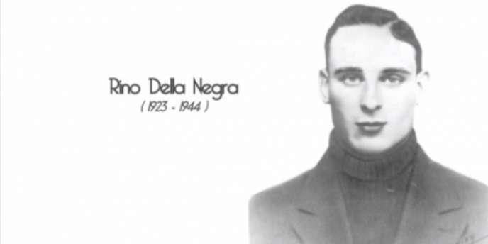 Rino Della Negra, résistant d'origine italienne fusillé par les nazis. Aujourd'hui, une icône de club francilien du Red Star.
