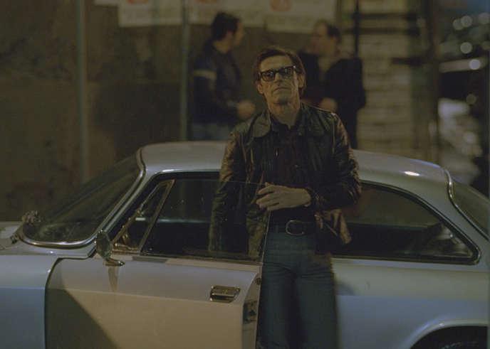 Willem Dafoe, à Rome, sur le tournage du film d'Abel Ferrara dans lequel il incarne Pier Paolo Pasolini.