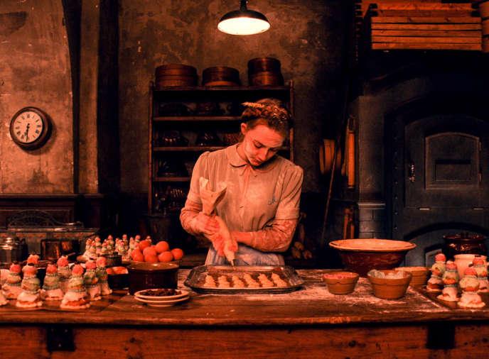 Saoirse Ronan dans le film américain de Wes Anderson,