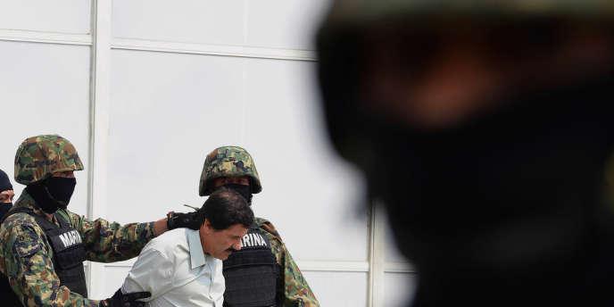 L'arrestation du plus gros narcotrafiquant mexicain de tous les temps risque d'attiser la convoitise de potentiels successeurs.