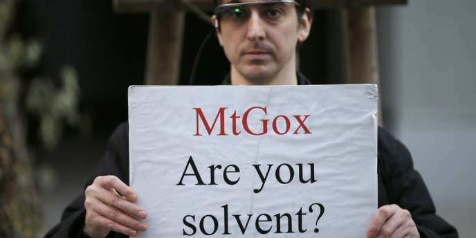 MtGox, l'une des plus anciennes et importantes plate-formes d'échanges de bitcoin, a fermé dans la nuit du 24 au 25 février.