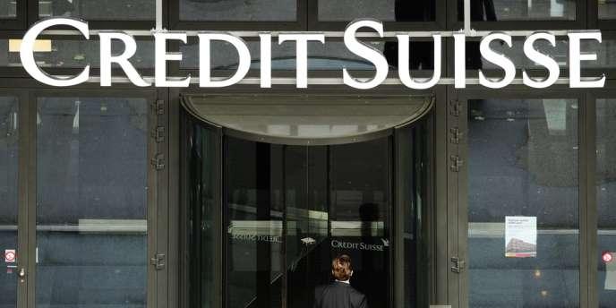 Credit Suisse s'est vu condamner, le 20 mai, à une amende de 2,6 milliards de dollars (1,9 milliard d'euros).