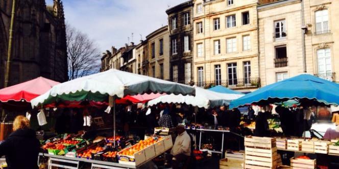 Le quartier de Saint Michel à Bordeaux