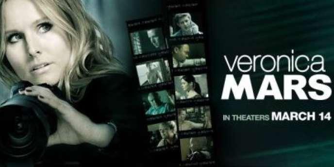 Kristen Bell dans le rôle de Veronica Mars.