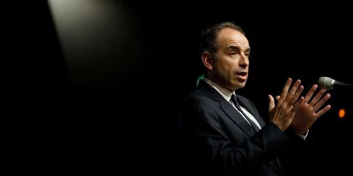 Jean-François Copé, président de l'UMP, le 26 février 2014.