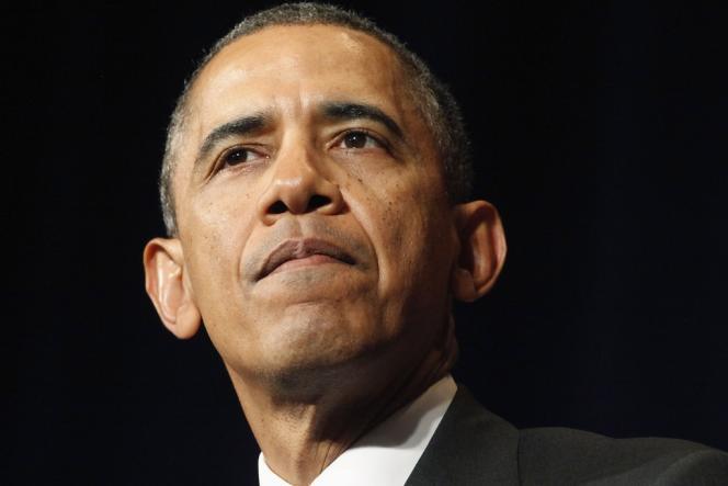 Barack Obama le 28 février à Washington.