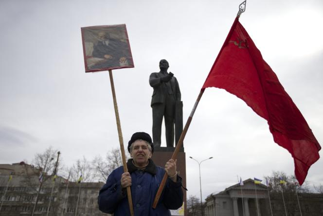 A Simferopol, le 2 mars.