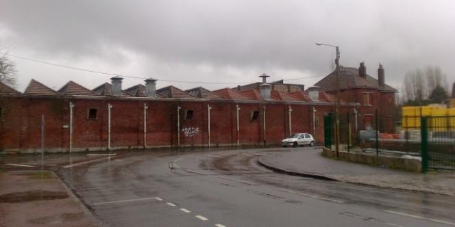 Sur la frontière belge, dans le Nord (59) Wattrelos se réveille doucement après la fermeture de ses industries textiles.
