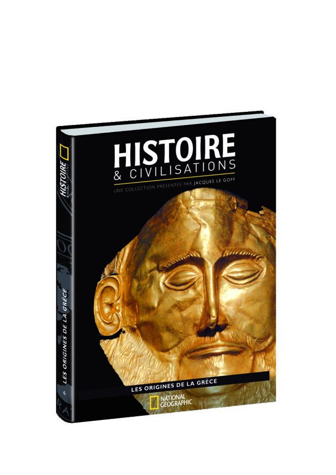 HISTOIRE & CIVILISATIONS Volume 6 : Aux origines de la Grèce 9,99 €. En vente dès le jeudi 27 février, uniquement en France métropolitaine et sur la boutique en ligne « Le Monde ».
