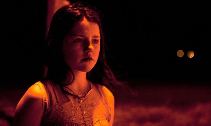 Missy Keating dans le film français et irlandais de Marina de Van,