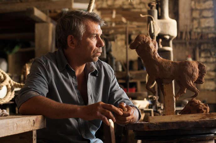 Philippe Torreton dans le film français de Nicolas Birkenstock,