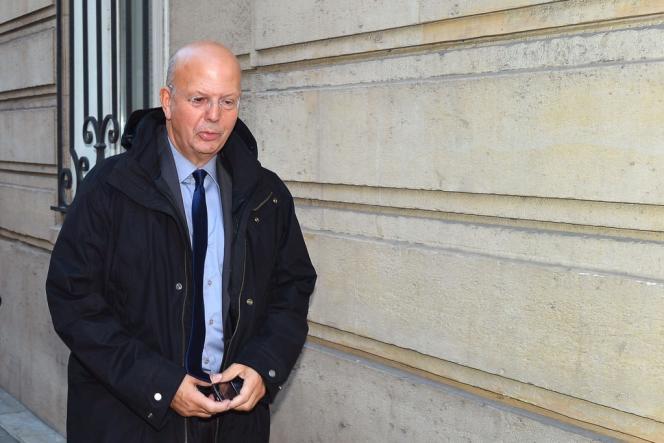 Patrick Buisson en 2012 à Paris.