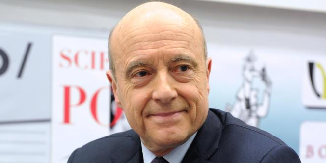 Alain Juppé, maire UMP de Bordeaux.