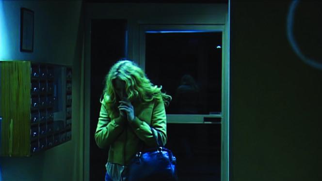 Christine Dory dans le film belge et français de Vivianne Perelmuter,