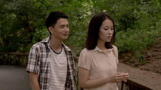 Lu Yulai et He Wenchao dans le film chinois de Vivian Qu,