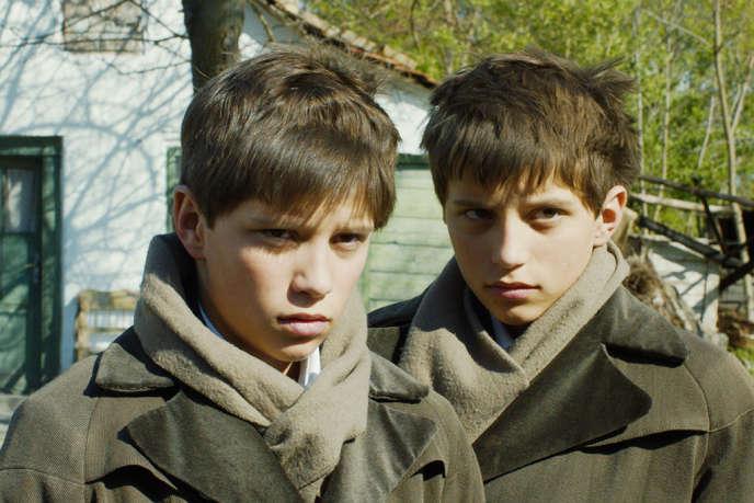 András Gyémánt et László Gyémánt dans le film hongrois de János Szász,