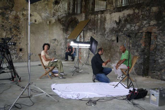 Une image du film documentaire français de Camille Mauduech,
