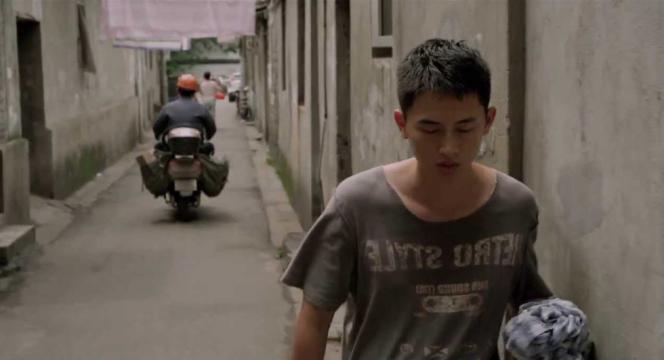 Lu Yulai dans le film chinois de Vivian Qu,