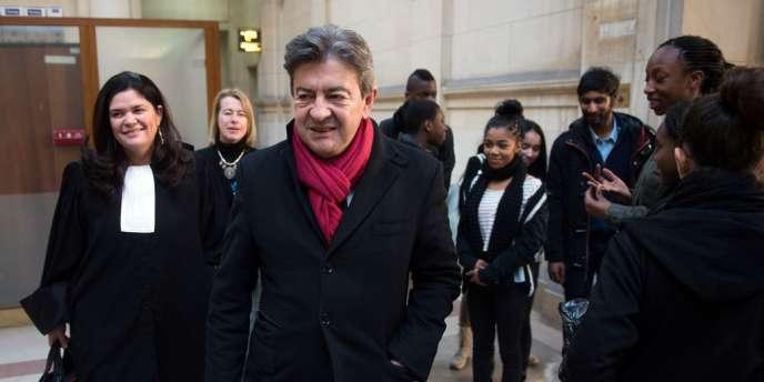 Jean-Luc Mélenchon, le 6mars.