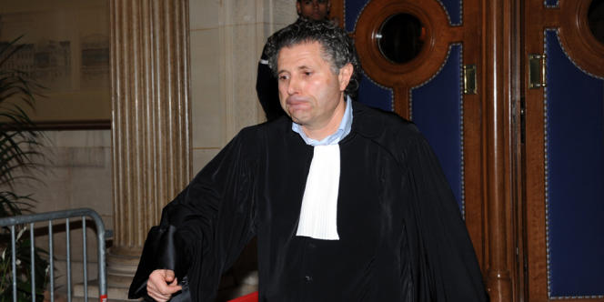 Gilles-William Goldnadel, avocat de Patrick Buisson.