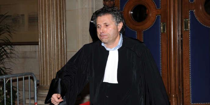 Gilles-William Goldnadel, avocat de Patrick Buisson.