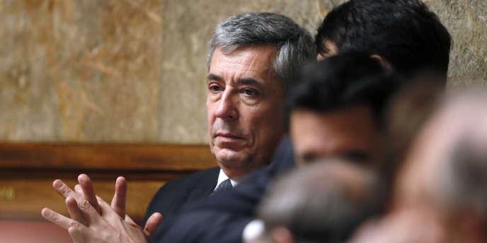 Selon Henri Guaino, Alain Lamassoure, tête de liste UMP aux européennes en Ile-de-France, «incarne l'Europe dont plus personne ne veut».