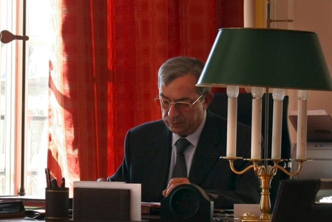 Gilbert Azibert (ici en 2008) n'est plus magistrat à la Cour de cassation.