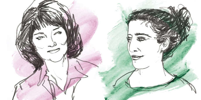 Les philosophes Sylviane Agacinski et Elsa Dorlin ont débattu au