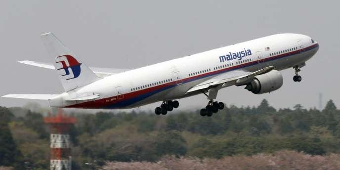 239 personnes étaient à bord du Boeing 777 qui a décollé de Kuala Lumpur le 8 mars, avant de disparaître des écrans radar quelques heures plus tard.