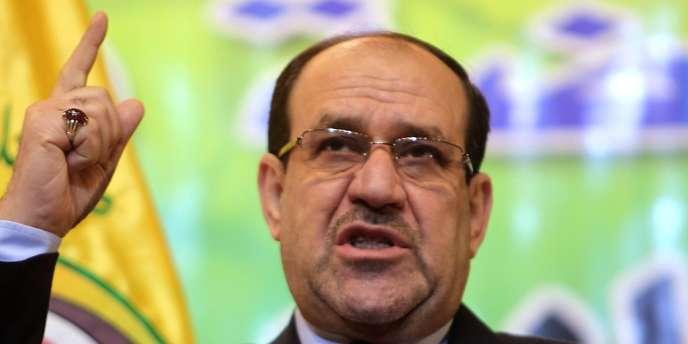 Le premier ministre irakien, Nouri Al-Maliki, le 11 janvier.