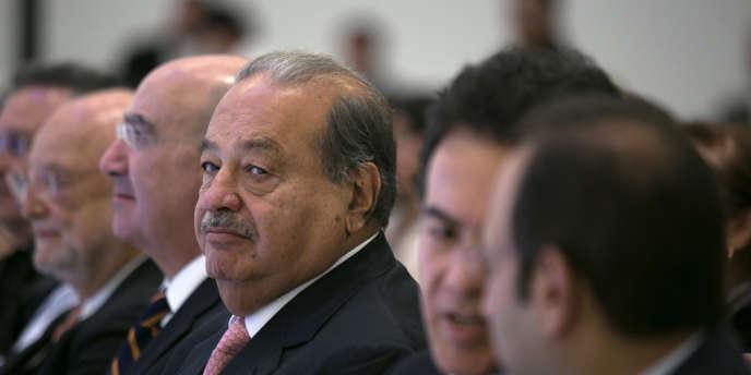 Carlos Slim doit se contenter de la deuxième place au classement des plus grandes fortunes mondiales établi par le magazine « Forbes », le 3 mars.