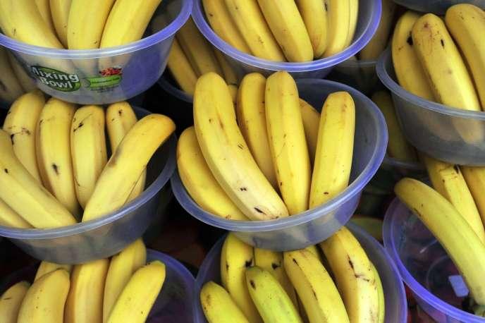 la raréfaction de la banane affamerait les habitants des pays producteurs : ils en mangent quelque 110 millions de tonnes par an.