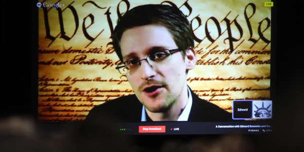 Edward Snowden : « La NSA met le feu à Internet, vous êtes les pompiers qui peuvent le sauver »