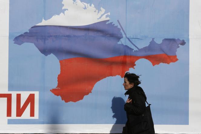 Un référendum est organisé dimanche 16 mars sur l'indépendance de la Crimée.