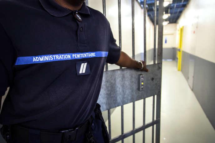 Les prisons françaises avaient connu un record en avril dernier, avec 68859personnes incarcérées.