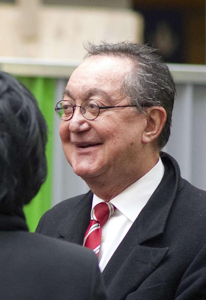 Jean-Michel Goudard en février 2012.
