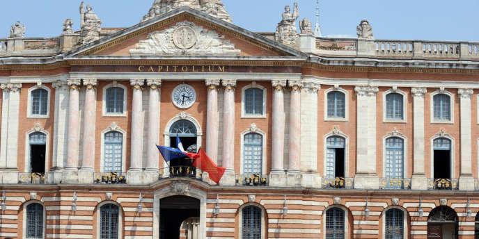 La place du Capitole, à Toulouse.