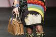 Lors du défilé Prada à la Semaine de la mode de Milan, le 19 septembre 2013.