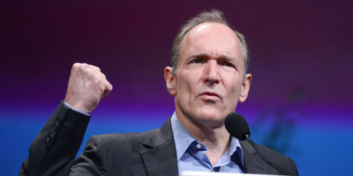 Tim Berners-Lee, l'inventeur du World Wide Web, il y a vingt-cinq ans, craint une « balkanisation » d'Internet.