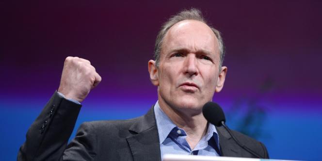 Pour le 25e anniversaire du World Wide Web, son créateur britannique, Tim Berners-Lee, appelle à « reprendre la main sur le Web » après les révélations sur la surveillance gouvernementale.