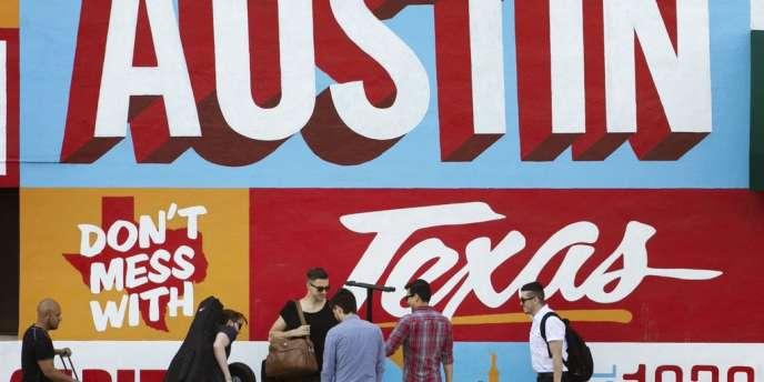 Texas Tech branchement