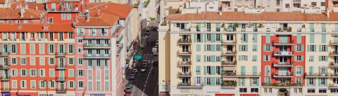 A Nice, le prix du mètre carré peut monter jusqu'à 7 000 euros pour des biens exceptionnels sur le port.