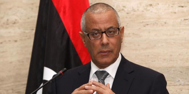 Ali Zeidan, le premier premier ministre de l'ère post Kadhafi.