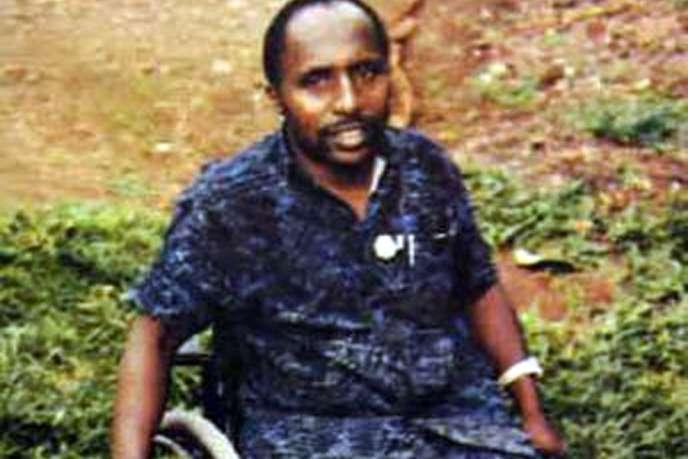 Photo de Pascal Simbikangwa fournie par Interpol.